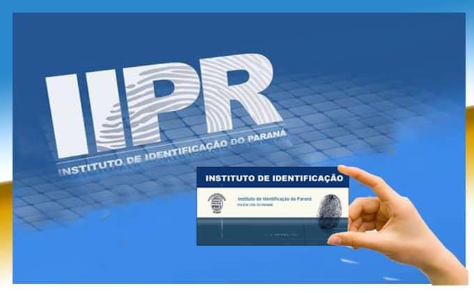 Instituto de identificação do Paraná