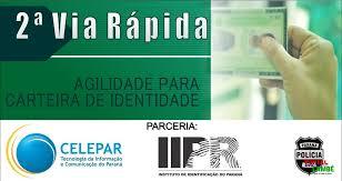 Como pedir a segunda via do rg em Curitiba